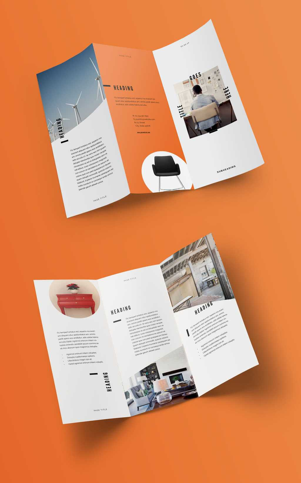 75 Fresh Indesign Templates And Where To Find More within Adobe Indesign Brochure Templates