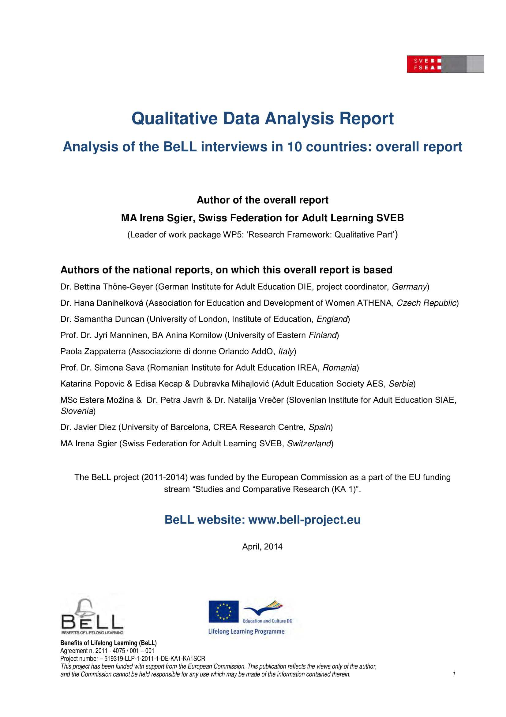 9+ Analysis Report Examples - Pdf | Examples Intended For Project Analysis Report Template