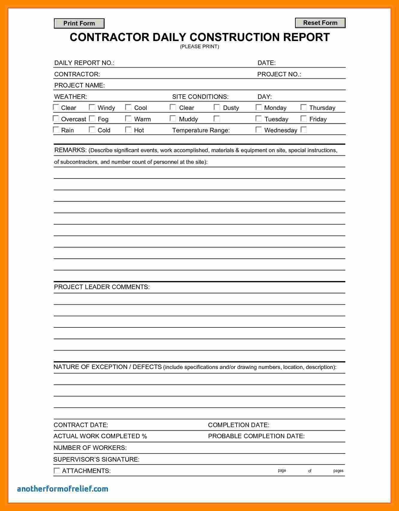9+ Daily Reporting Format Template | Lobo Development for Training Report Template Format