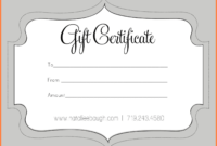9+ Free Microsoft Word Gift Certificate Templates | Andrew in Microsoft Gift Certificate Template Free Word