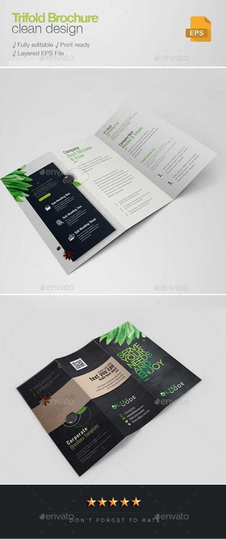 A4 Tri Fold Brochure Template Illustrator Tri Fold Brochure inside Brochure Template Illustrator Free Download