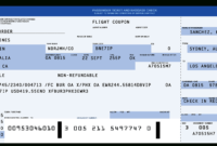 Airline Ticket Template Free Fold Flyer Fake Liability throughout Plane Ticket Template Word