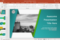 Animated Wrapping Shapes Powerpoint Template regarding Replace Powerpoint Template