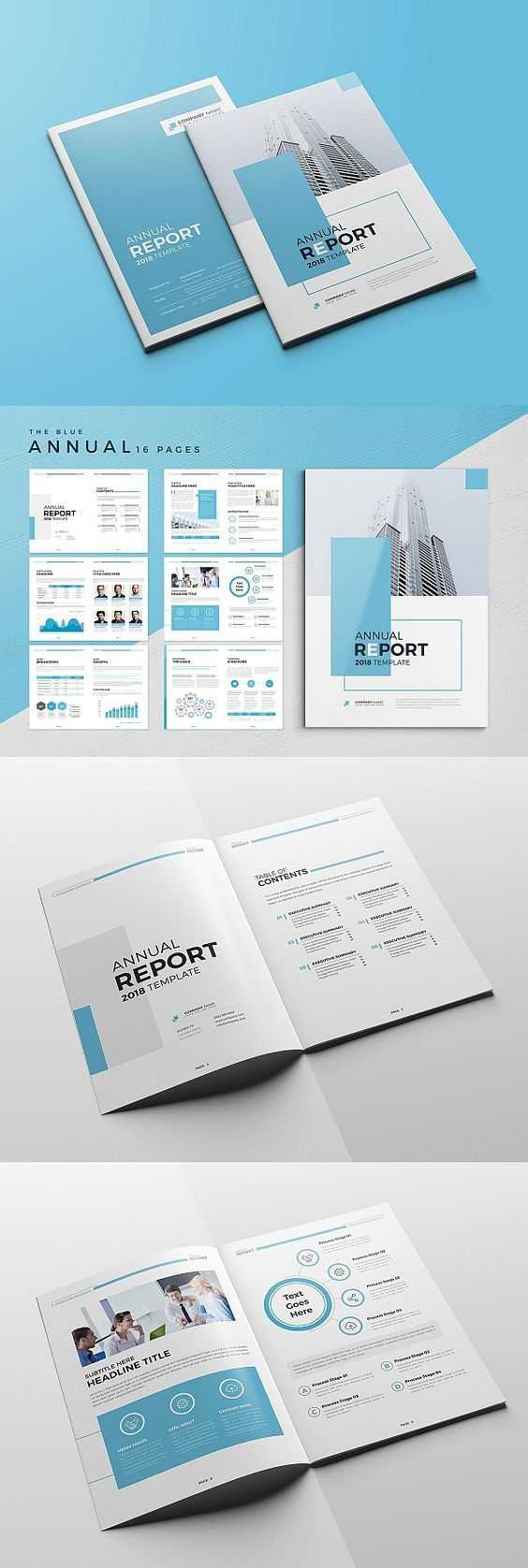 Annual #report #brochure #design Professional Report throughout Annual Report Template Word Free Download