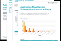 Application Development Summary Report – Sc Report Template intended for Development Status Report Template