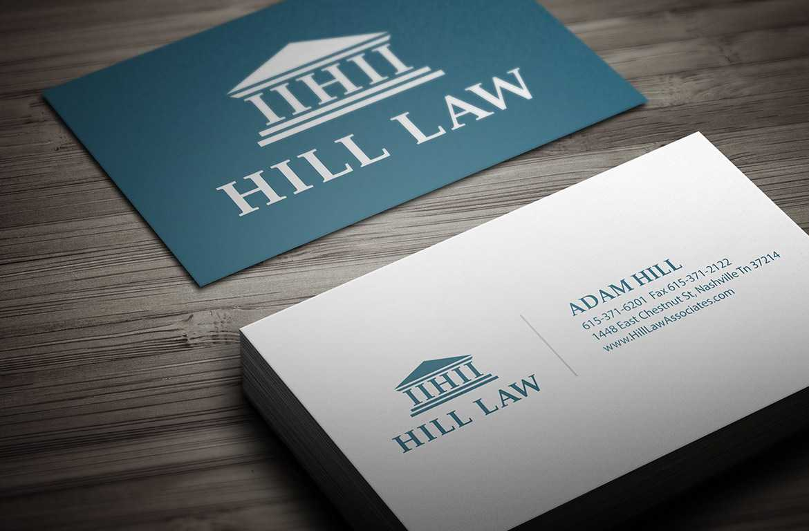 Attorney Business Cards - Business Card Tips for Legal Business Cards Templates Free