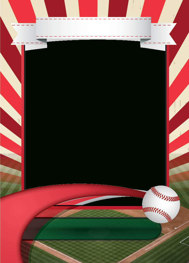 Baseball Card Template Mockup | Baseball Card Template With Regard To Baseball Card Template Microsoft Word