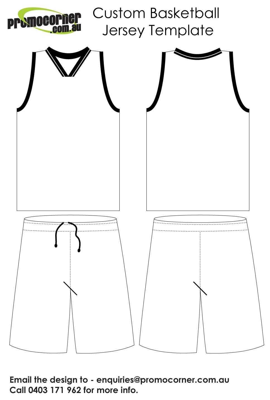 Basketball Jersey Template | Dromibi.top | Basketball Jersey Regarding Blank Basketball Uniform Template