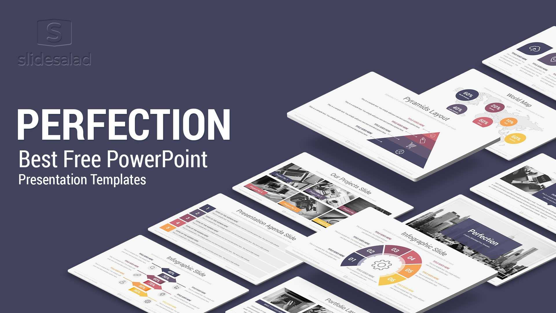 Best Free Presentation Templates Professional Designs 2019 with Business Card Template Powerpoint Free