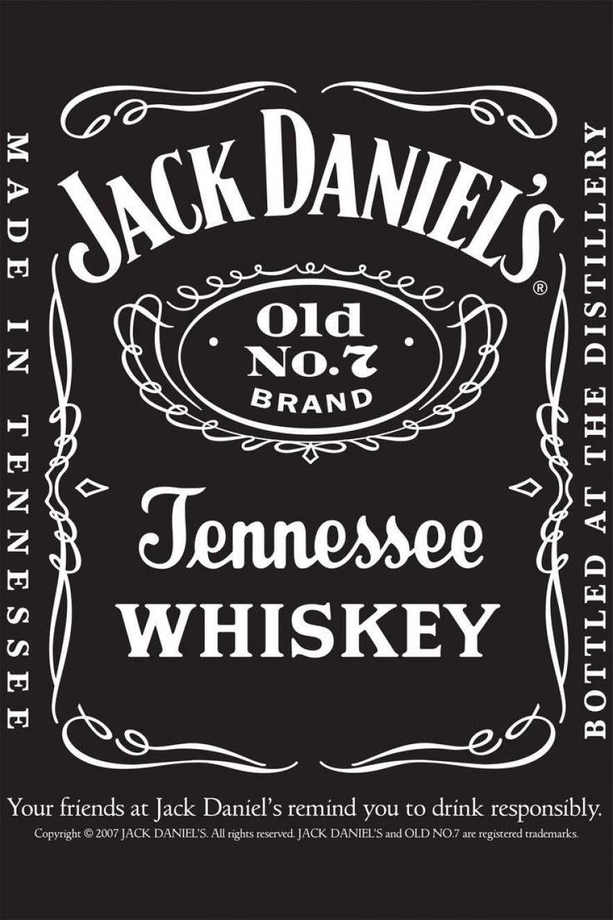 Best Jack Daniels Label Whiskey Cake Photos | Geekchicpro with Blank Jack Daniels Label Template