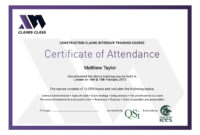 Best Photos Of Conference Attendance Certificate Template inside Conference Certificate Of Attendance Template