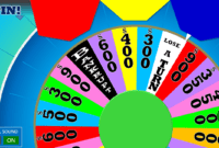 Bible Wheel Of Fortune Powerpoint Game Show Templates with Wheel Of Fortune Powerpoint Game Show Templates