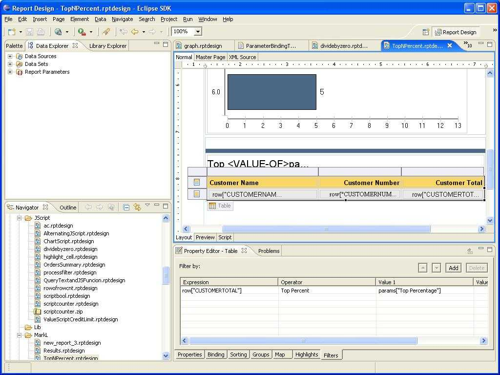 Birt World: 2006 intended for Birt Report Templates