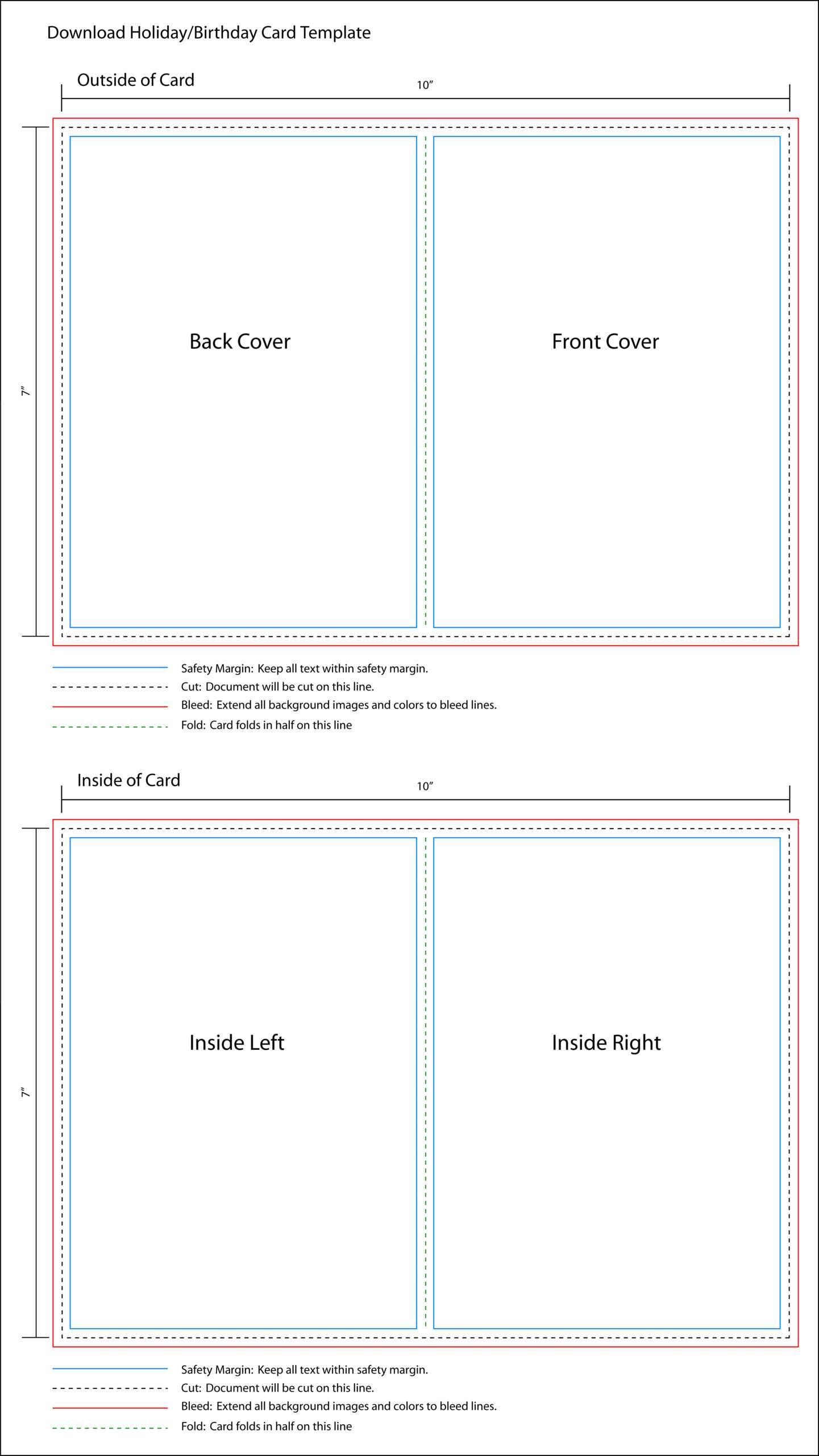 Birthday Card Template Indesign Throughout Birthday Card Template Indesign
