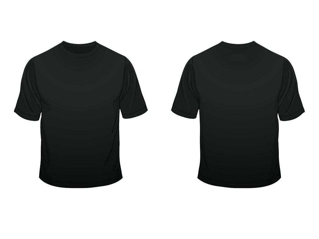 Black T Shirt Template For Free Images Blank Psd – Javestuk regarding Blank T Shirt Design Template Psd