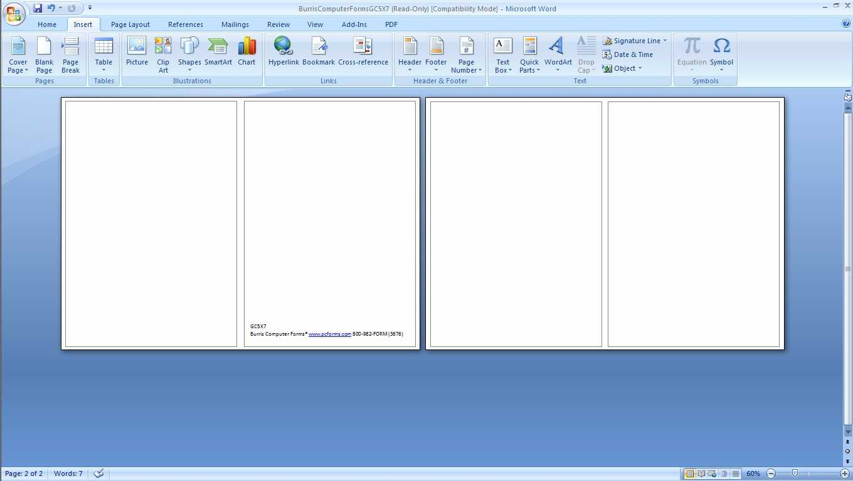 Blank Business Card Template Microsoft Word 2013 Free For Word 2013 Business Card Template
