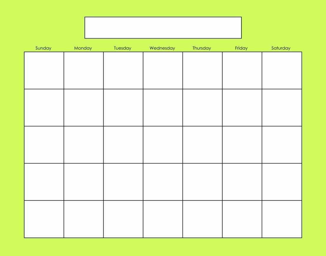 Blank Calendars Activity Calendars | Blank Calendar Pages Regarding Blank Activity Calendar Template
