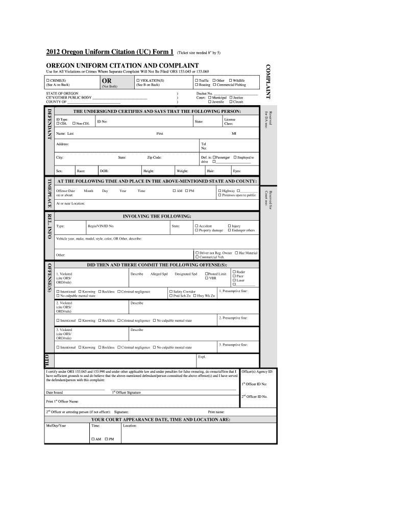 Blank Speeding Ticket – Fill Online, Printable, Fillable With Regard To Blank Speeding Ticket Template