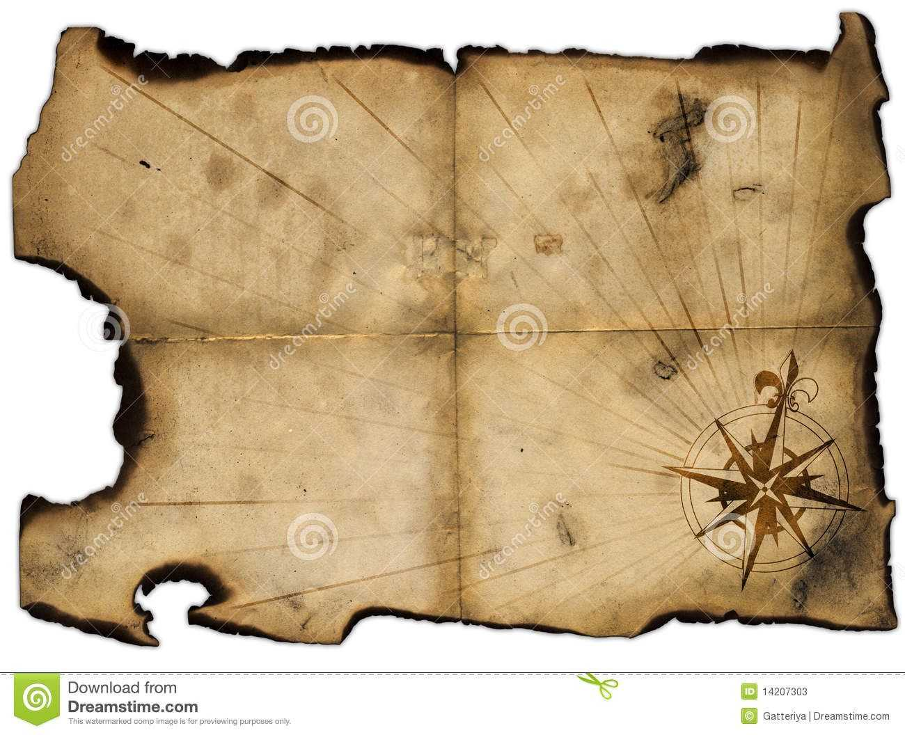 Blank Treasure Map Template - Videotekaalex.tk   Pirate Maps In Blank Pirate Map Template