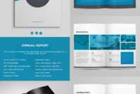 Bold Annual Report Template Indesign Design Set | Indesign for Free Annual Report Template Indesign