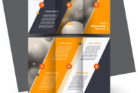 Brochure Design Brochure Template Creative pertaining to E Brochure Design Templates