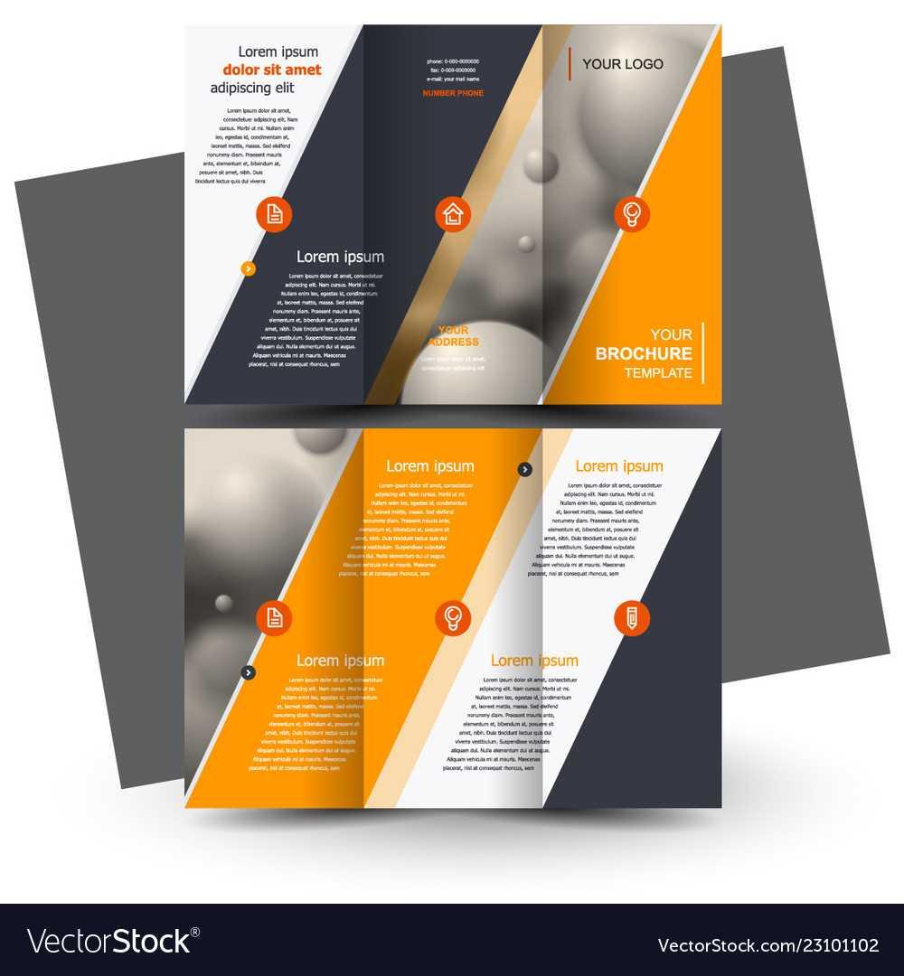 Brochure Design Brochure Template Creative pertaining to E Brochure Design Templates