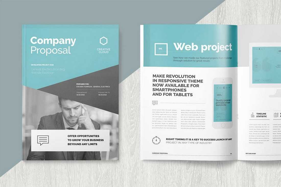 Brochure Templates | Design Shack Within E Brochure Design Templates