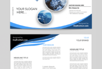 Brochures Templates For Microsoft Word Brochure Template Bio intended for Free Business Flyer Templates For Microsoft Word