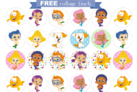 Bubble Guppies Birthday Banner Template – Atlantaauctionco throughout Bubble Guppies Birthday Banner Template