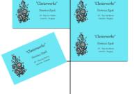 Business Card Template For Gimp | Creative-Atoms in Gimp Business Card Template