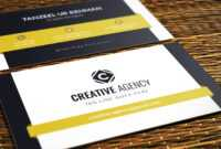 Business Cards Template – Free Downloadtanzeel Ur Rehman with Templates For Visiting Cards Free Downloads