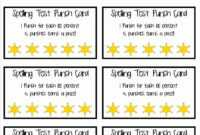 Business Punch Card Template Free - Atlantaauctionco with regard to Business Punch Card Template Free