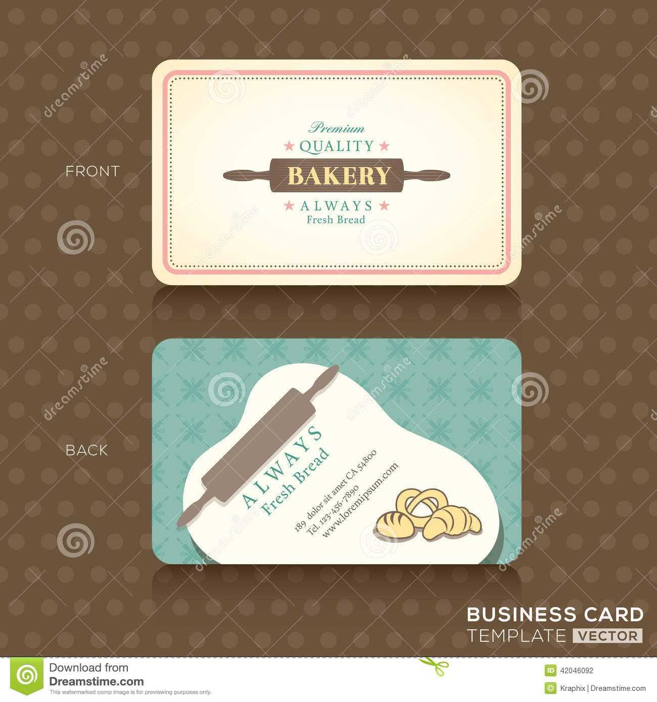 Cake Business Card – Google Search | Business Card Inspo Pertaining To Cake Business Cards Templates Free