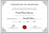 Certificate Authenticity Template Art Sample Blank Birth intended for Birth Certificate Templates For Word