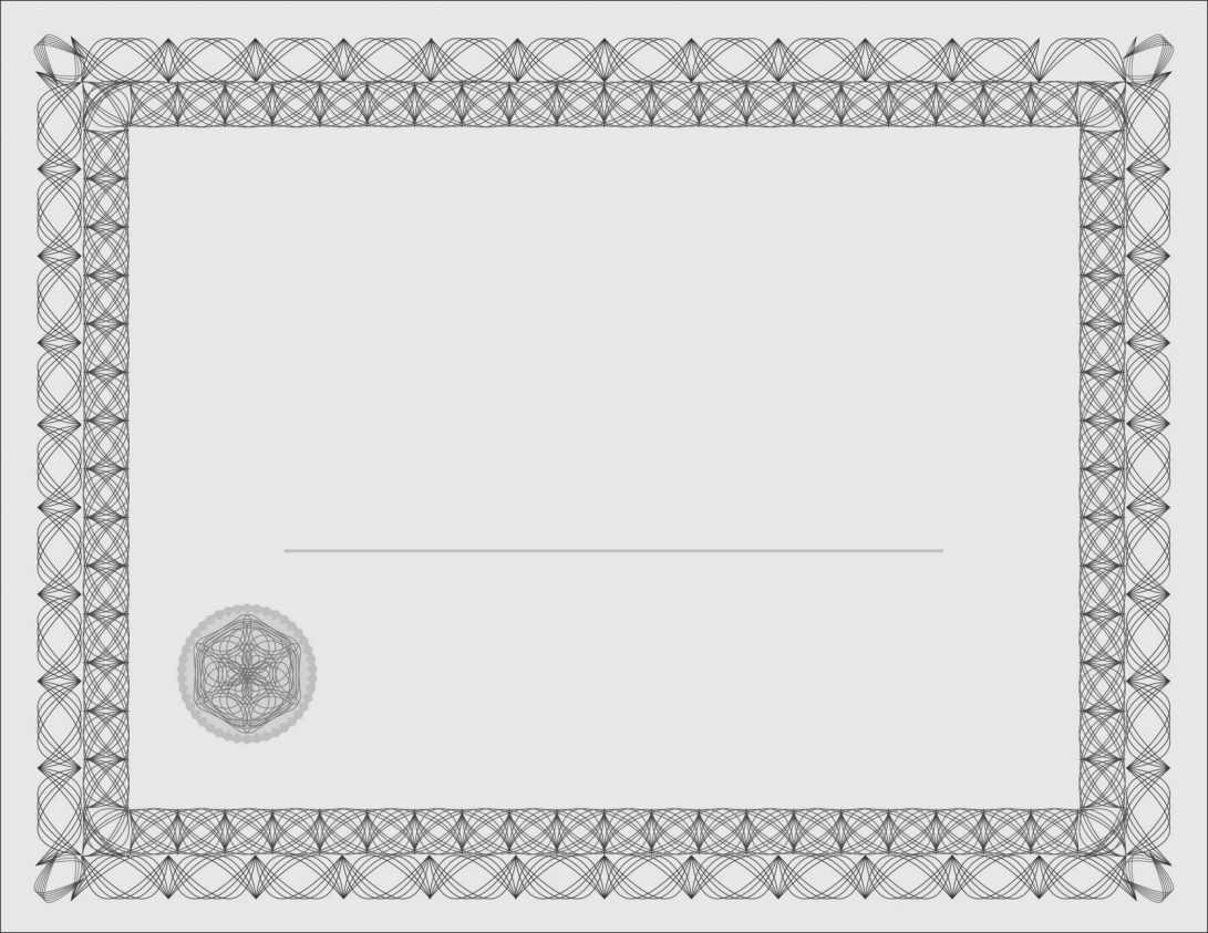 Certificate Borders And Frames Border Psd Png Vector Free within Word Border Templates Free Download
