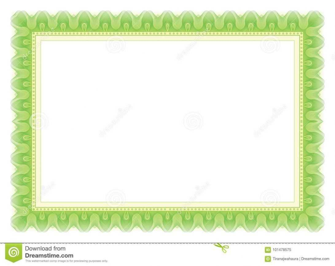 Certificate Borders And Frames Vector Free Download Png with Word Border Templates Free Download