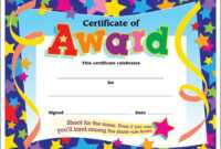 Certificate Template For Kids Free Certificate Templates in Free Student Certificate Templates
