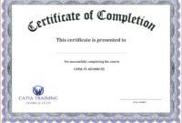Certificate Template Free Printable – Free Download | Free for Certificate Templates For Word Free Downloads