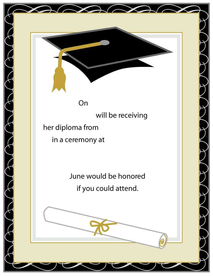 Certificates: Exciting Certificate Graduation Template pertaining to Free Printable Graduation Certificate Templates