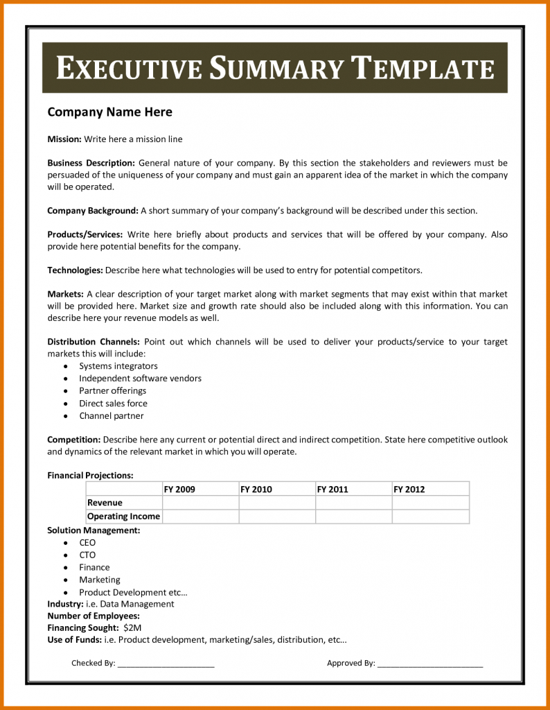 Certificates Templates , Financial Summary Report Template Pertaining To Template For Summary Report