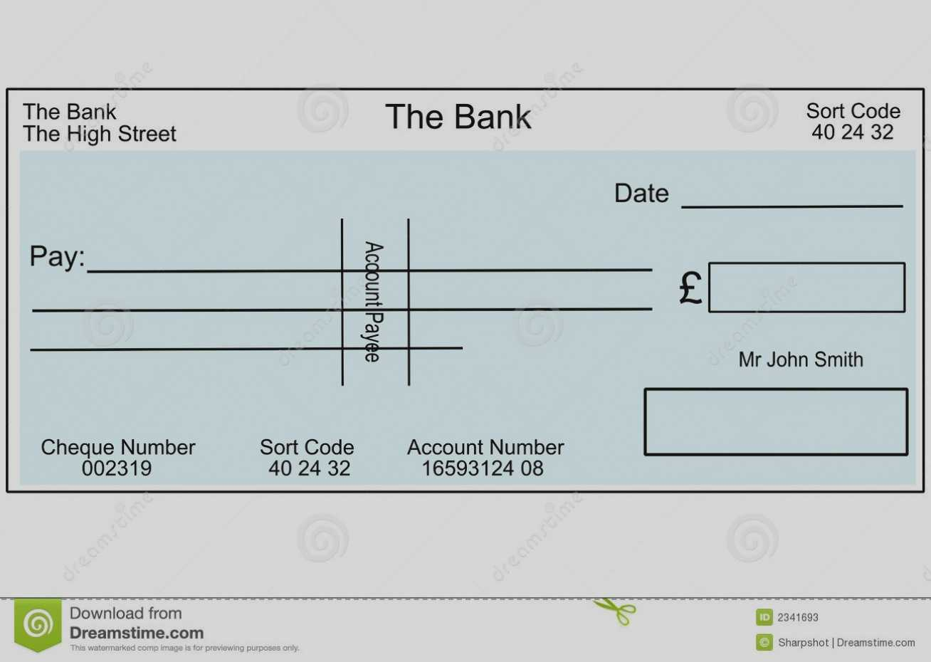 Check Clipart Cheque, Check Cheque Transparent Free For with Blank Cheque Template Uk