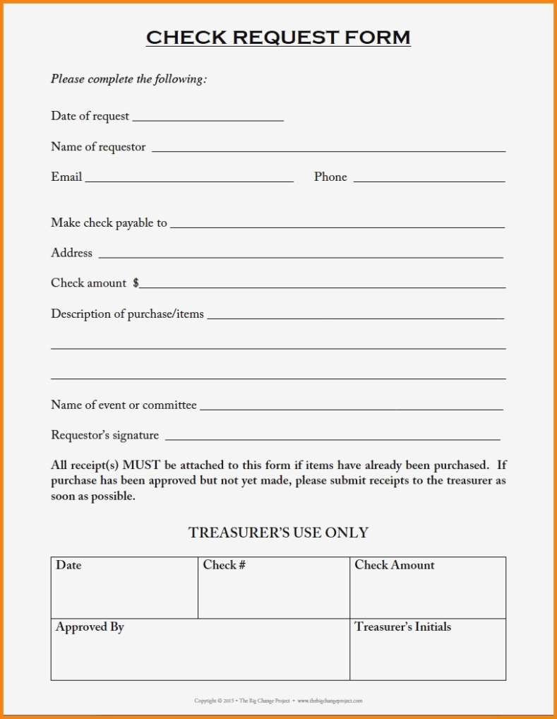 Check Request Template Word - Cumed Within Check Request Template Word