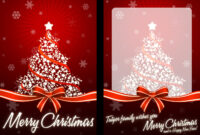 Christmas Card Templates Printable – Major.magdalene-Project with regard to Print Your Own Christmas Cards Templates
