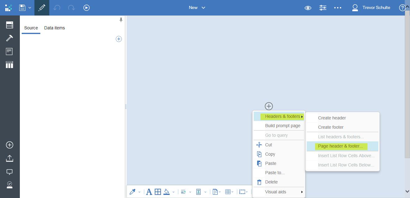 Cognos Analytics 11 Custom Report Template | Ecapital Advisors With Regard To Cognos Report Design Document Template