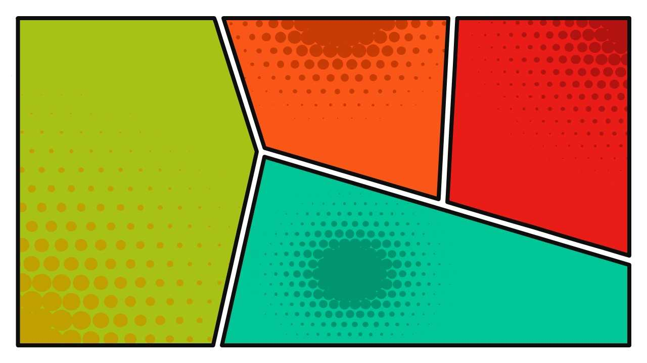 Color Comic Book Toolkit For Powerpoint Intended For Comic Powerpoint Template