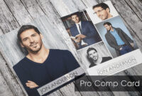 Comp Card For Models And Actors Made Easy Sedcard24 Com Free with regard to Free Comp Card Template