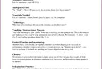 Complex Madeline Hunter Lesson Plan Explanation Madeline pertaining to Madeline Hunter Lesson Plan Template Blank