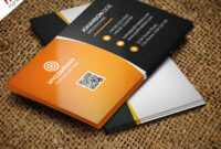 Corporate Business Card Bundle Free Psd | Psdfreebies in Name Card Template Psd Free Download