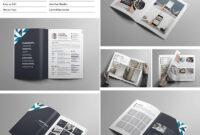 Creative Portfolio Brochure Indd   Indesign Brochure throughout Adobe Indesign Brochure Templates
