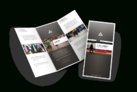 Custom Brochure Printing (A4 & A5 & Dle Size ) with E Brochure Design Templates